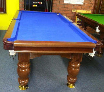 Billiard Table Pool table ITALIAN SLATE Gepps Cross Port Adelaide Area Preview