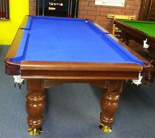 Billiard Table Pool table ITALIAN SLATE Dry Creek Salisbury Area Preview