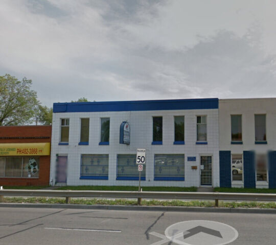 North Side Commercial Building For Lease