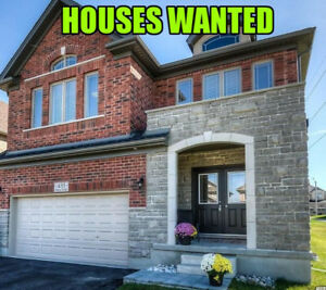 HOUSE WANTED!