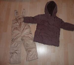 Winter coats, size 3T - 4T (Columbia $ 15, Joe $ 8) Kitchener / Waterloo Kitchener Area image 2