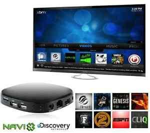 Android TV Media Box