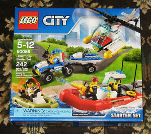 New LEGO CITY: City Starter Set 60086 (2015) Retired Sealed Edmonton Edmonton Area image 1