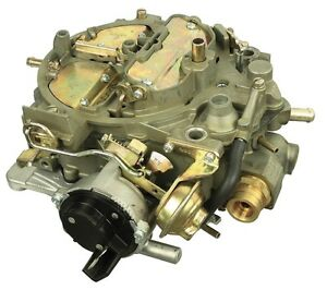 PROFESSIONAL REBUILDING OF QUADRAJET CARBURETOR CARB BUICK