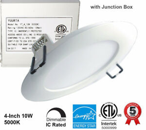 4' LED slim spot  light .