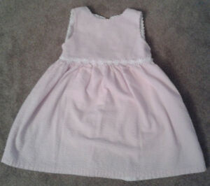 assorted toddler dresses/outfits in size 24 months or 2T