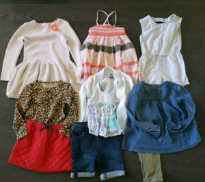 Toddler Mixed Clothing Set $25