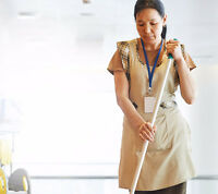 Maids & Houses Cleaners Wanted