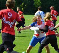 Women for Ultimate Frisbee