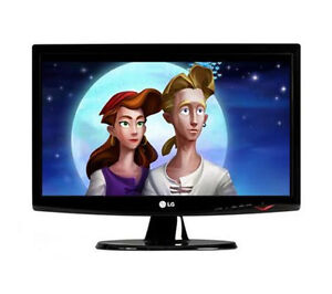 LG W2343T - 23 inch Wide Format LCD Monitor