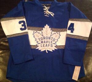 Brand New Toronto Maple Leaf Jerseys