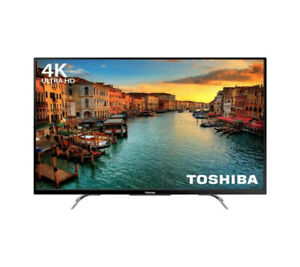 """Toshiba 50"""" 4k UHD Chromecast Smart TV 50L711U18"""