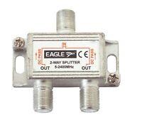 Tipo F Rosca Conector Distribuidor Para Cable 2 Entradas [001903] -  - ebay.es