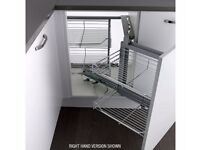 Kessebohmer Magic Corner Suits 900/1000mm Units - Howdens/Magnet Kitchens