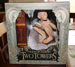New Lord of the Rings:TheTwo Towers Collectors DVD Gift Set