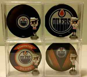 4 Stanley Cup Gretzky Mini Shadowboxes