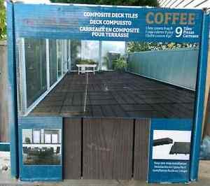 Composite Deck Tiles
