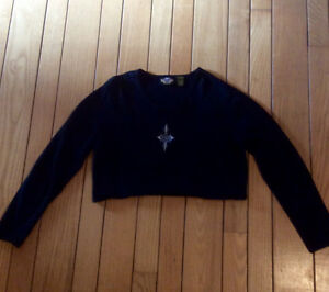 Women's Authentic Harley-Davidson Sweater - St. Thomas