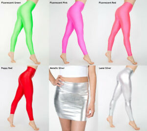 Bottoms from American Apparel, Ardene and Forever21