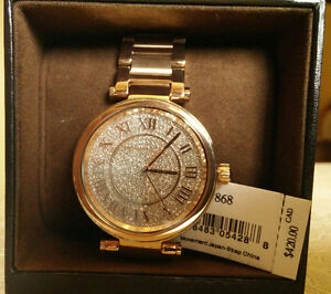 *New in Box * Authentic Michael Kors watch