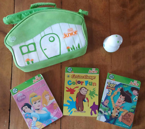 Tag Leap Frog Reading System