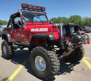 1991 Jeep YJ MONSTER !!!!!!!!!!!!!!!!!!!!!