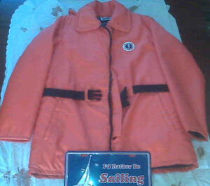 Sailing Gear; Mustang Floater Coat MC1501 - $65 OBO Windsor Region Ontario image 2