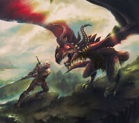 Classic fantasy setting rpg / fantasy age rpg / players needed