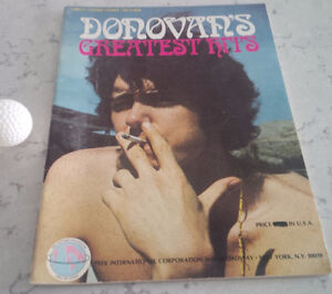 Donovan's Greatest Hits, Lyrics, Chord Names, Pictures
