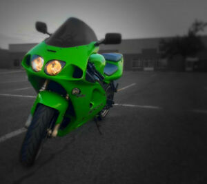 ZX7R Plaque Touring