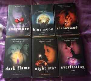 Complete Immortal Book Series By: Alyson Noel Windsor Region Ontario image 1