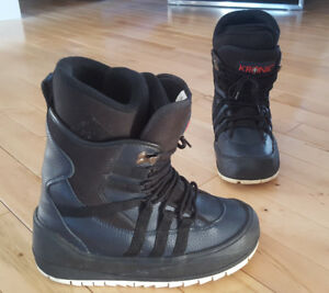 KRONIC Boots size 9.5