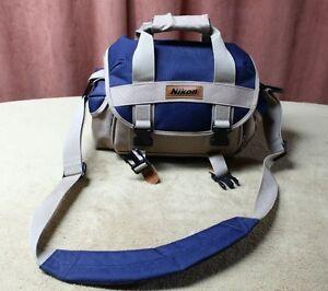 Nikon Camera Bag Shoulder Strap and Handle