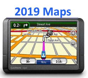 GPS Garmin Nüvi 255W (4.3po), cartes (Canada & Etats-Unis) 2019