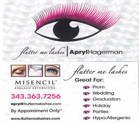 Experienced and Certified Eyelash Extension Technician