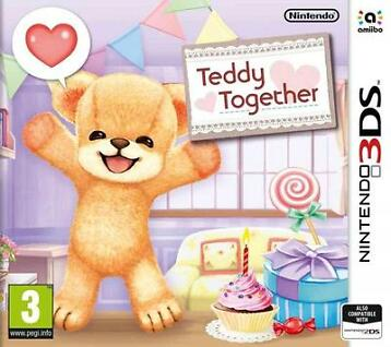 Teddy Together (Nintendo 3DS)