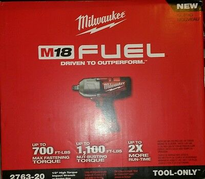 Milwaukee 2763-20 M18 Cordless Li-Ion 1/2