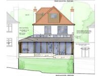 Architect - Extensions, Refurbisment, New build / Planning / Building Control
