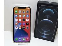 Apple iPhone 12 Pro Max 256GB Unlocked Boxed Graphite - USED