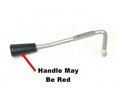 Replacement Kettle Dump Arm Handle For Great Northern Popcorn 8 Oz Machine