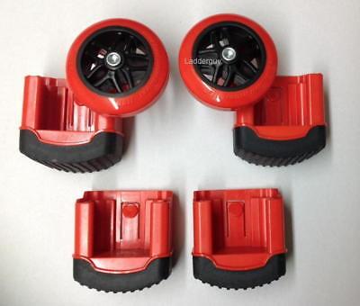 Wheelfoot Kit For Older Revolution Xtreme Little Giant Ladders Feet 34508