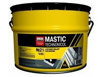 ROOFING MASTIC 10 KG *12.00 GBP*