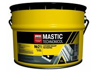 ROOFING MASTIC SEALANT 10 KG *12.00 GBP*