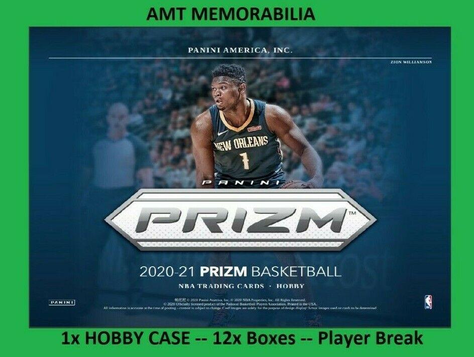 Markelle Fultz 2020/21 20/21 Panini Prizm HOBBY 1X CASE 12X BOX BREAK 5 - $18.50