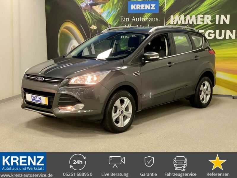 Ford Kuga 1.5 EcoBoost SYNC EDITION 2X4 +PDC+17'ALU++