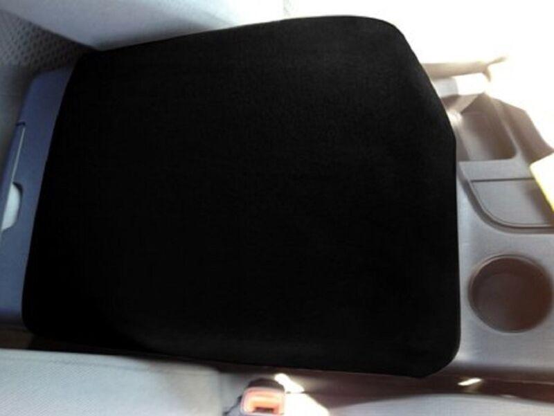 Auto Center Armrest Cover (Center Console Cover) T1 Black Neo USA Made