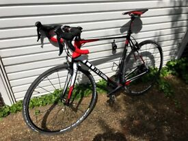 Cube Agree GTC Race Carbon Road Bike with Shimano Ultegra Groupset
