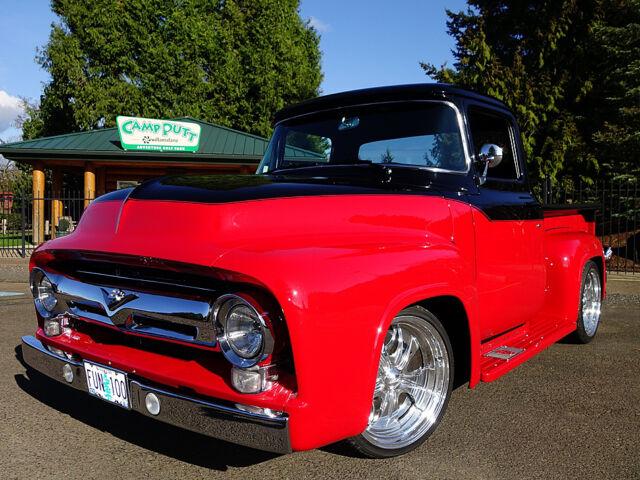 1956 Ford F100 For Sale Craigslist Portland Oregon