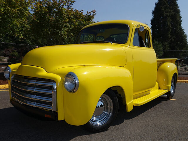 Chevrolet : Other Pickups 1955 Chevrolet ProStreet 5 Window Pickup 406 Stroker V8 Powerglide Automatic