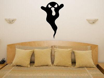 Fantasmas Para Halloween (Fantasma Espeluznante Miedo Boo Halloween Adhesivo para Dormitorio Pared)